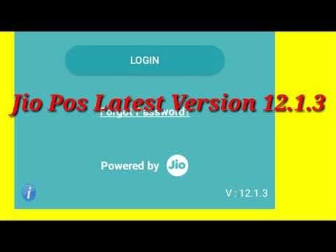 Jio Pos Plus latest version 12 1 3 - Ajay Morden Tech