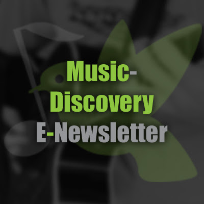 Our latest Music-Discovery E-Newsletter!