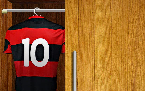 chamada CARROSSEL guarda-roupa Flamengo (Foto: arte esporte)