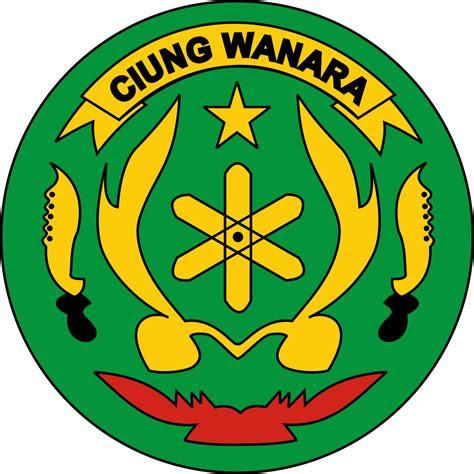 ciradyka arti lambang ciung wanara