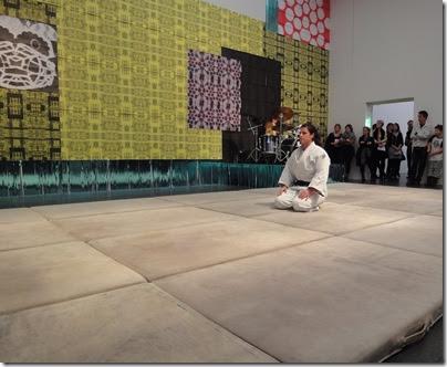Kunstmueum Luzern - Performance - Vreni Spieser - 01