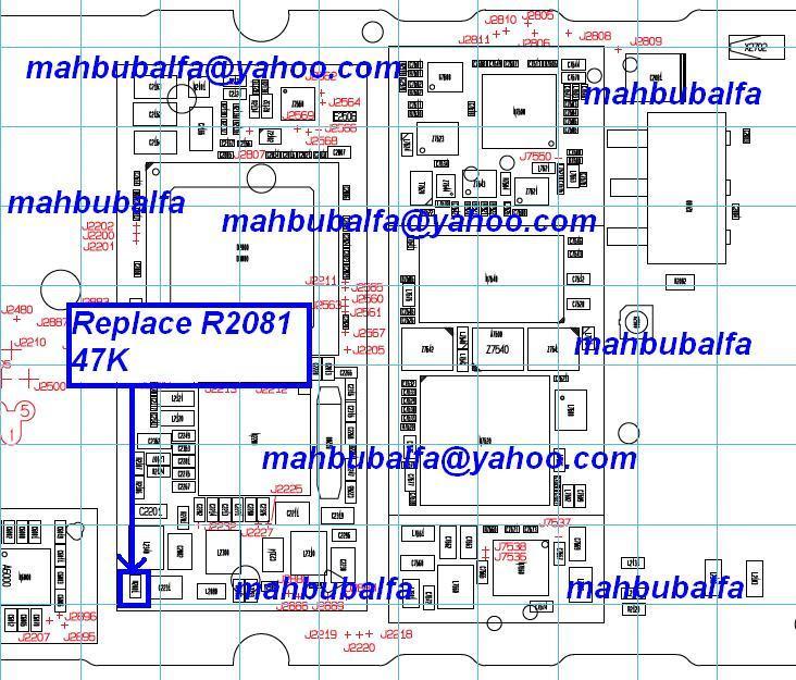 circuit diagram of nokia c2 01 image 5