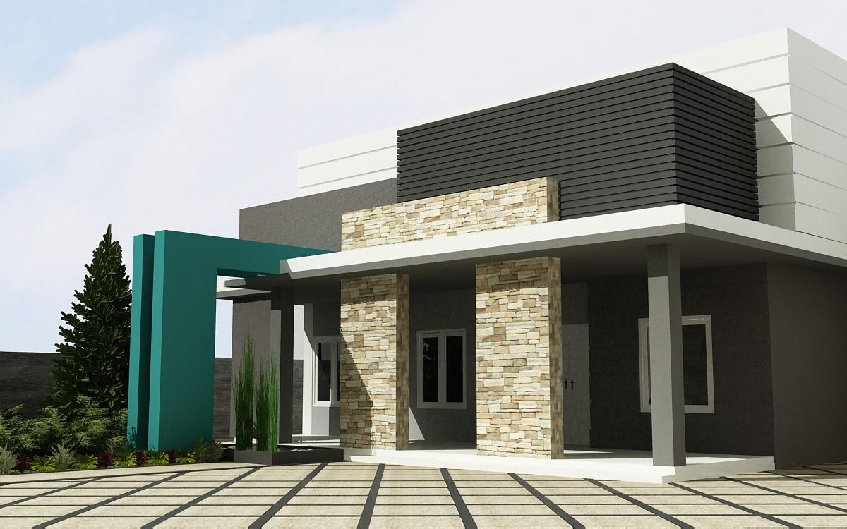 Terpopuler 40 Model Talang Cor Untuk Rumah Minimalis