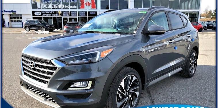 2019 Hyundai Tucson Ultimate Awd Suv