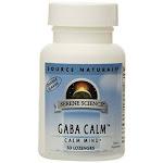 Source Naturals GABA Calm, Orange, 30 Count
