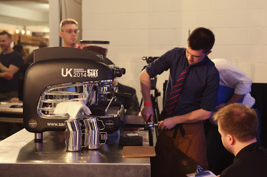 Ewan's 2014 UK Barista Championship Diary  : Brew Lab | Artisan Coffee Bar