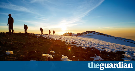 How to climb Kilimanjaro without the crowds | Travel | The Guardian
