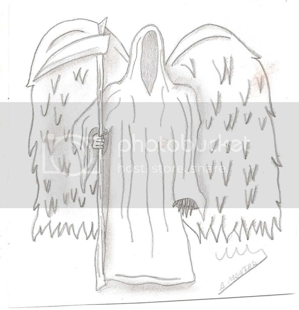 Dibujos Para Pintar De La Santa Muerte Imagui