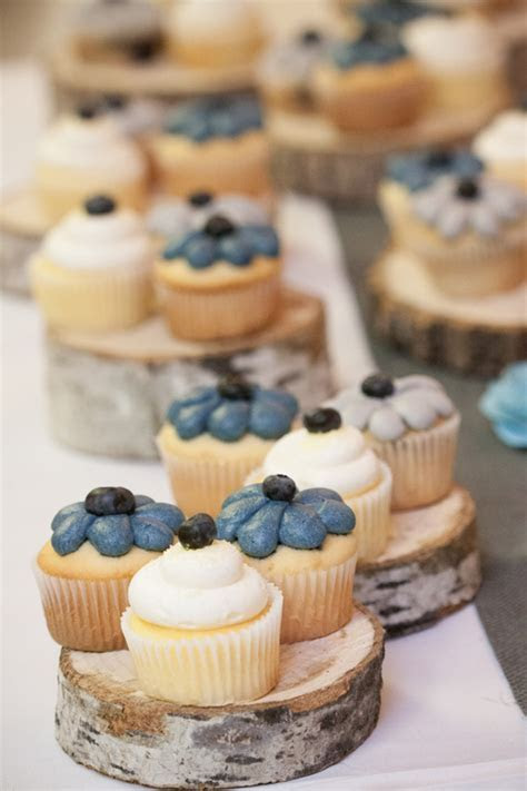 Real Maine Weddings   Cakes & Desserts