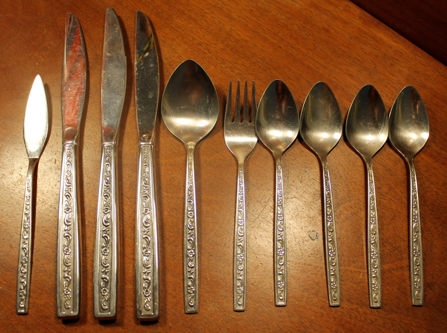 Popular items for flatware on Etsy