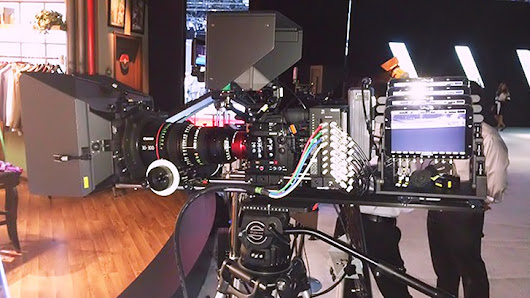 First Photo of the Cinema EOS 8K Camera