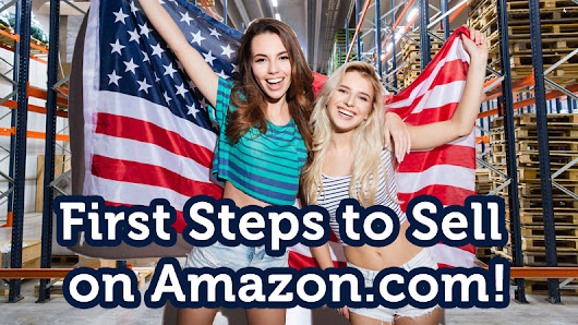 How to START Selling on Amazon US FBA from the UK!