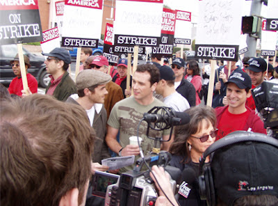 Greg Berlanti, the executive producer of ABC's
