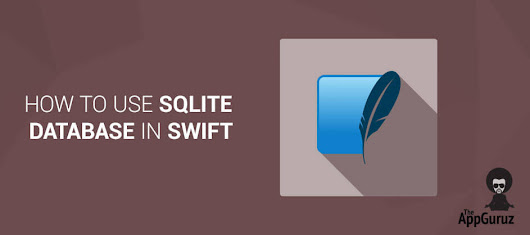 How To Use #SQLite #Database In #Swift