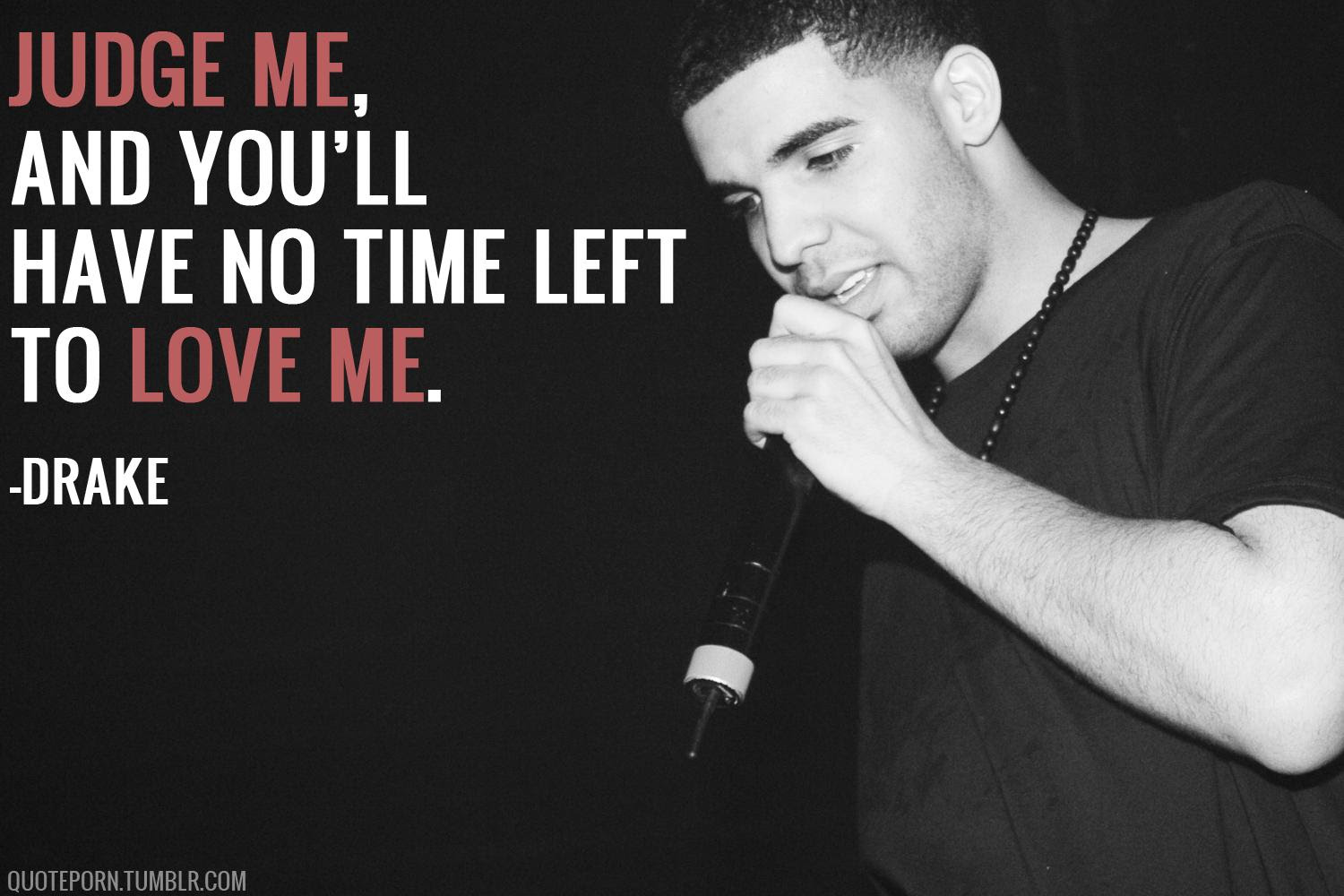 Drake Life Quotes Wallpaper Quotes For Life