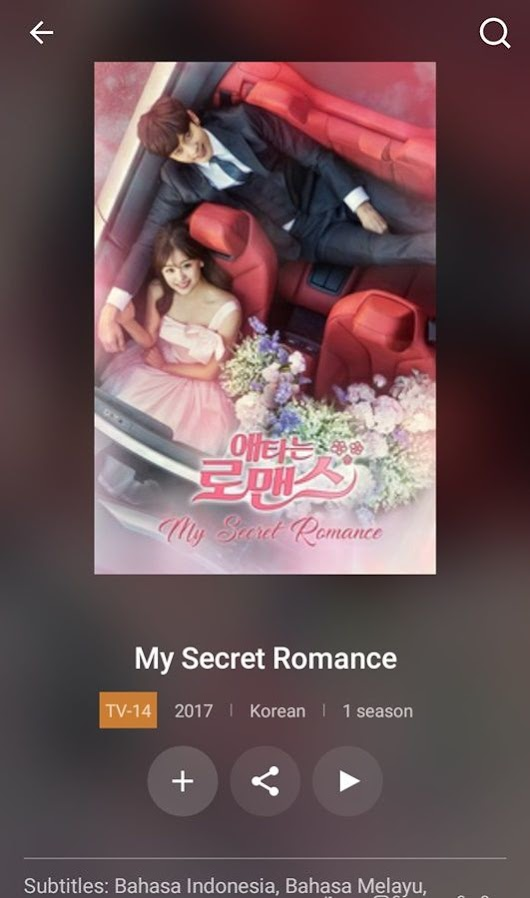 Review dan Sinopsis My Secret Romance