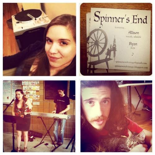 spinner's end