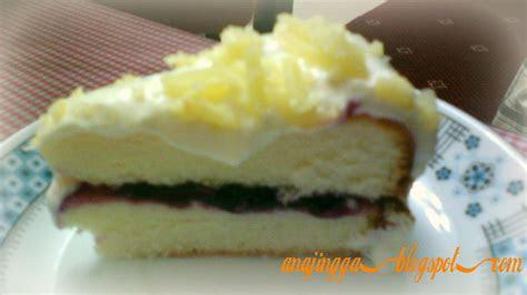 resepi cheese cake leleh anajingga