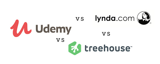 Udemy, Treehouse or Lynda.com – Which is the Best Course Provider?