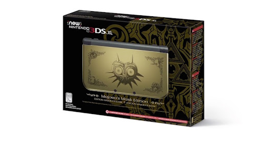 Majora's Mask 3DS gets a date and not a bundle