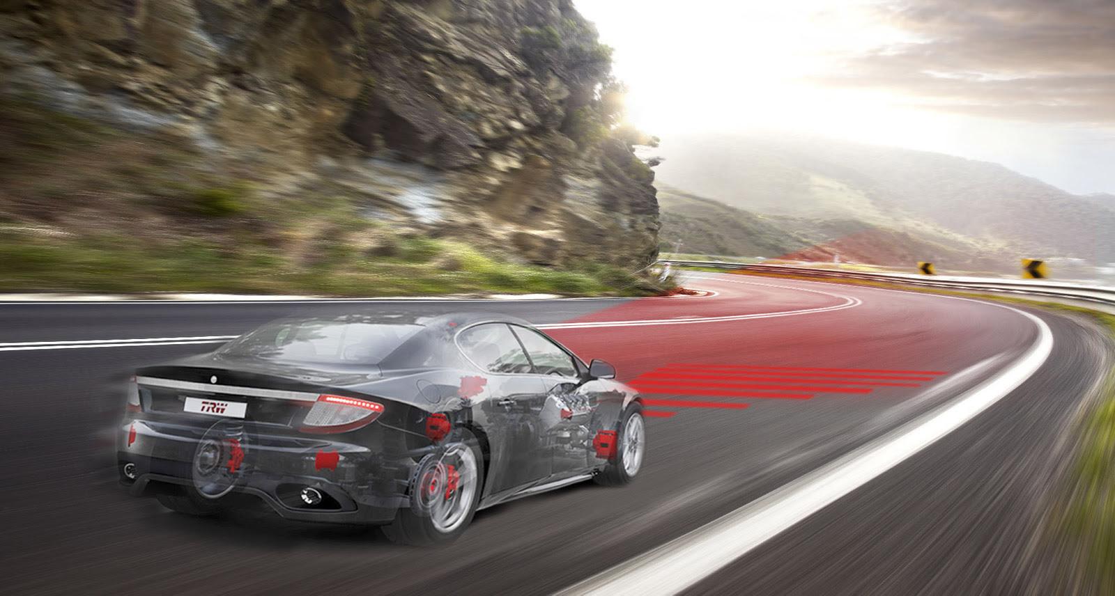 Automotive Supplier TRW To Present Autonomous Car ...