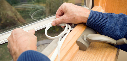 A Dozen Easy Ways to Keep Cold Air from Entering Your House - Plumer Insurance Agency, Inc.