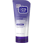 Clean & Clear Continuous Control Acne Cleanser, 5 Fl. Oz