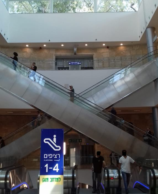 High-Speed Train reaches Jerusalem just minutes after High-Speed Sherut