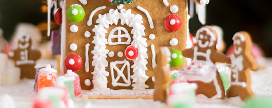 Build the Gingerbread House of Your Dreams at This Fun, Holiday-Infused Workshop