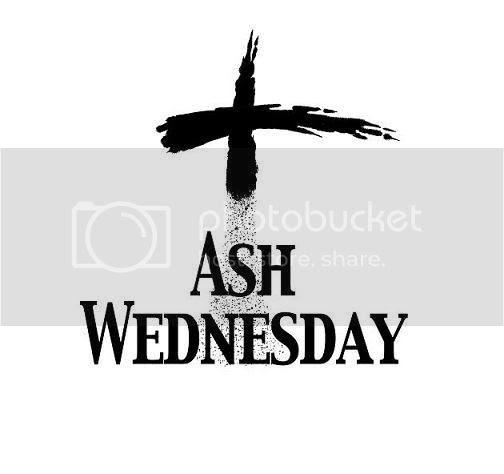 Ash Wednesday, Lenten Traditions, and Link-Up All in 7 Quick Takes