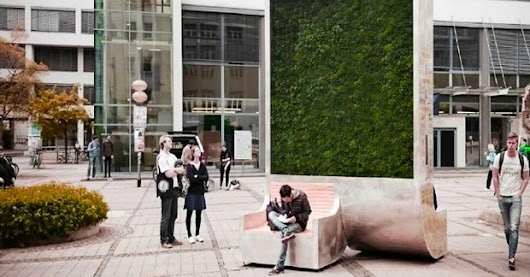 Smog-Busting Green Walls Proposed For Citizens Budget