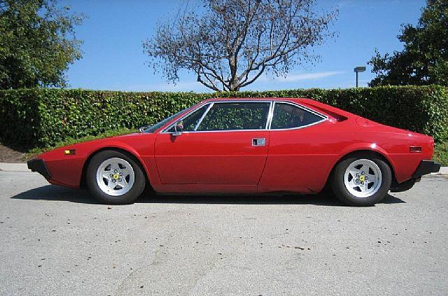 1978 Ferrari 308 Gt4 For Sale Redwood City California
