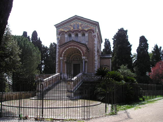 Ficheiro:Villa Doria Pamphili cappella.JPG
