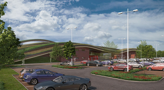 Outline approval for £50m Skelton motorway services |  Construction Enquirer