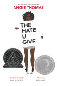 Title: The Hate U Give, Author: Angie Thomas
