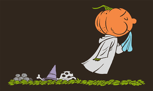 it was an insincere pumpkin patch by Ape Lad