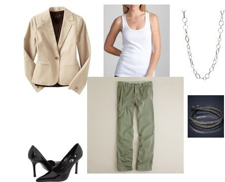 American Eagle, J.Crew, The Limited, Type Z