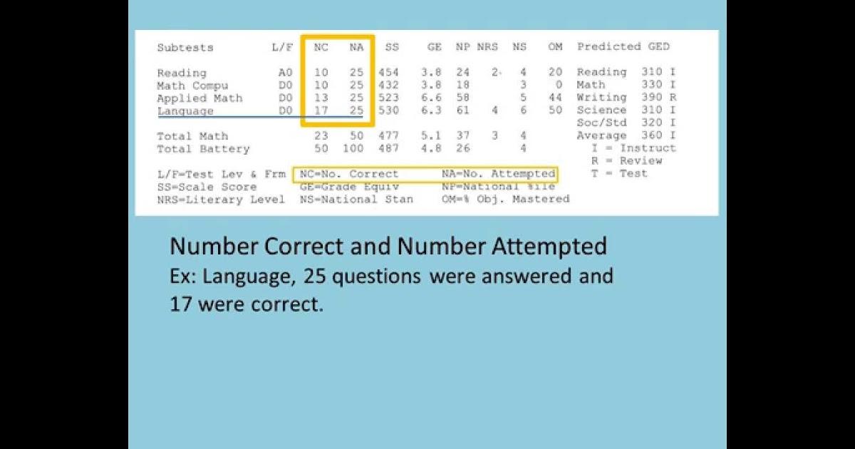 63 FREE TABE TEST FORM 9 ANSWER KEY PDF DOWNLOAD DOCX ...