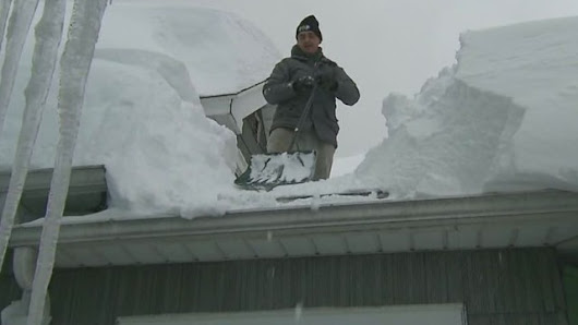 Buffalo buried: Can the roofs stand up to the snow?