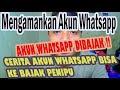 Cara Mengamankan WhatsApp Dari Pembajakan Penipuan