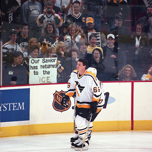 Avatar of Recapping Mario Lemieux's third return to the Penguins in 2000