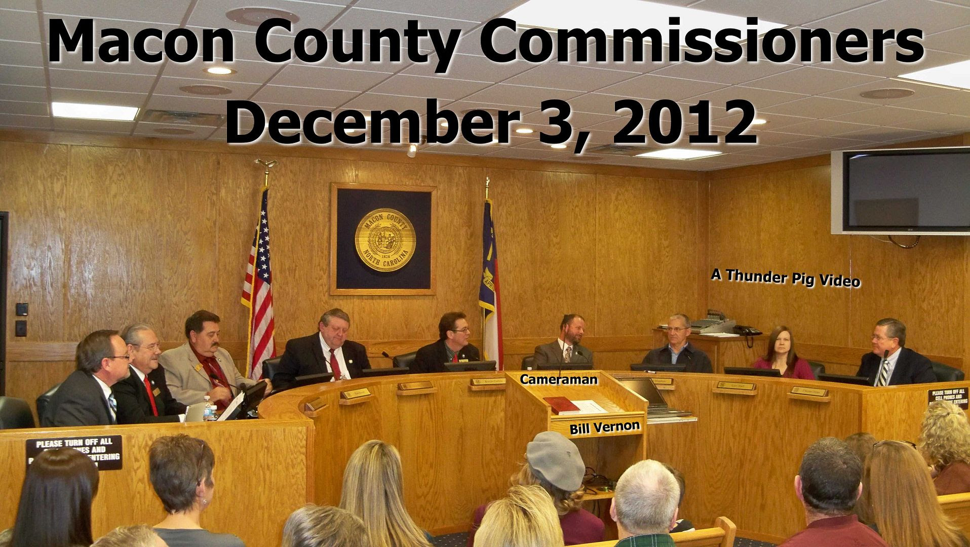 The Macon County Commissioners
