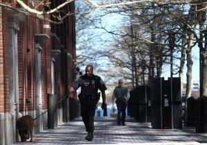 Tsarnaev dejó una nota en el bote donde estuvo escondido confesando la autoría del ataque. EFE