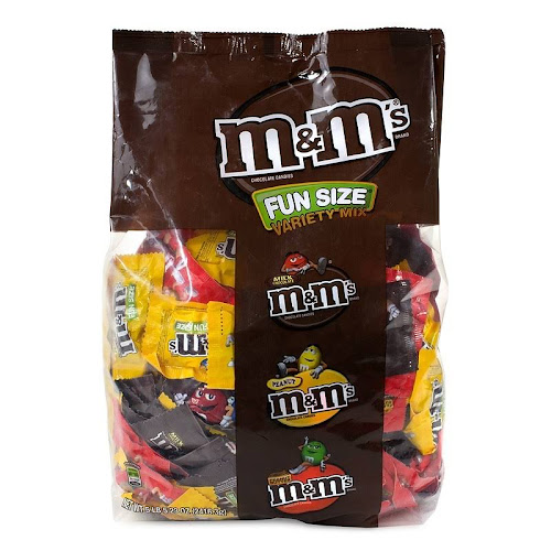 M&M's Chocolate Candies Variety Mix - 85.23 oz bag