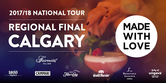 Win Tickets to MADE WITH LOVE: Canada's Premier Mixology Competition! - Sweet Travel Adventures