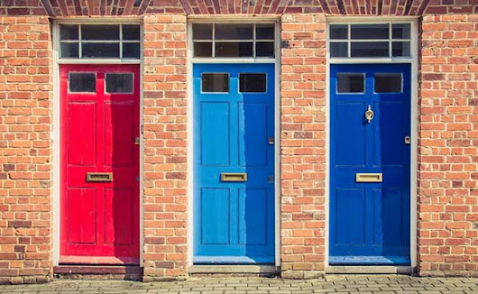 How to Choose the Best Door Color | Care2 Healthy Living