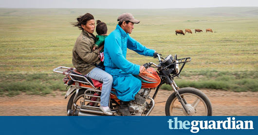 Nomads no more: why Mongolian herders are moving to the city | World news | The Guardian