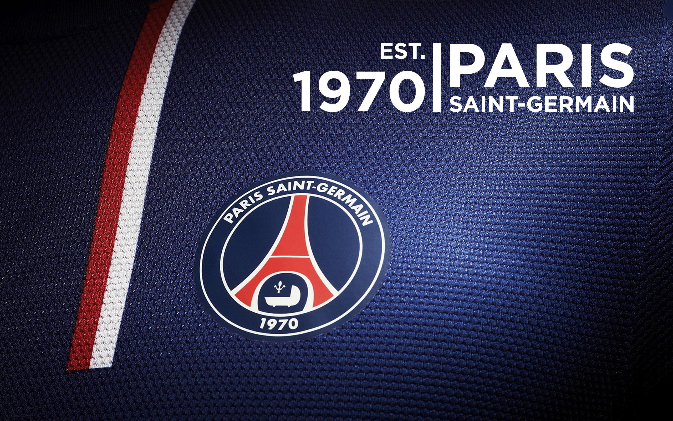 Paris Saint Germain Fond Decran Mgp Animation