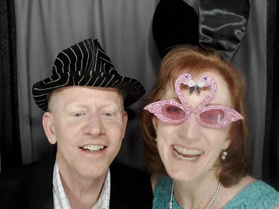Abby & Kyle Baker Wedding Photobooth
