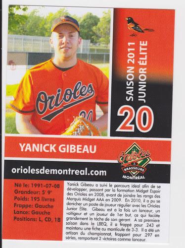 Orioles Gibeau Back